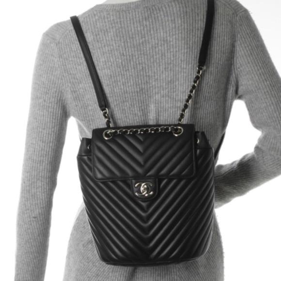fa6372f3ca97 CHANEL Bags | Small Urban Spirit Backpack Black | Poshmark